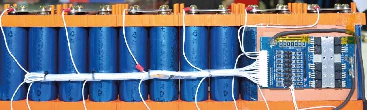 Özel Dizayn Bataryalar